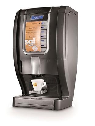 EASY OCS SGL Pod Fresh Ground Coffee + 2 Canisters