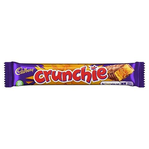 Crunchie Chocolate Bar 34g x24