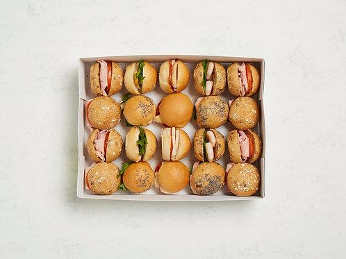 Small Rolls Platters
