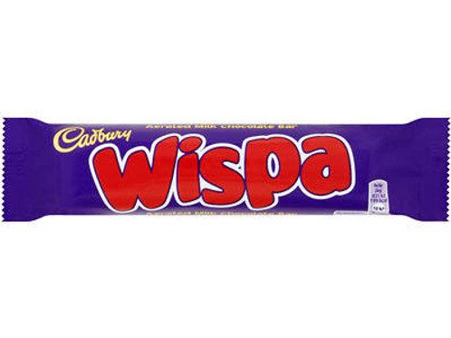 Cadbury Wispa Chocolate Bar 36g x 24