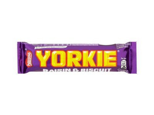 Yorkie Raisin & Biscuit 44g X 24