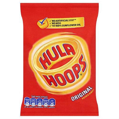 Hula Hoops Selection 16 x 34g