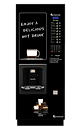 Solo Encore Coffee vending machine to hire in Kent