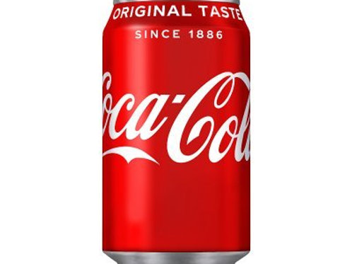 Coca Cola Original 330ml Cans x 24