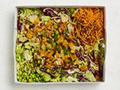 Asian Slaw Salad Platter