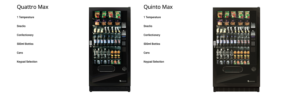 Office Snack Vending machine