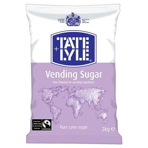 Tate & Lyle Vending Sugar 2kg Bags