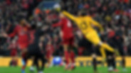 Liverpool 2 – 3 Atlético Madrid / Oblak y Llorente los héroes de Anfield