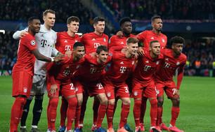 Bayern München a pasos de una nueva corona