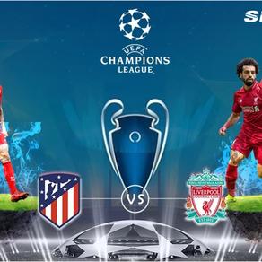 Atlético Madrid vence al Liverpool