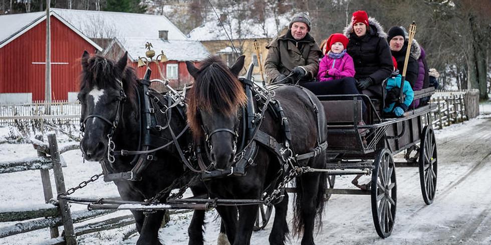Christmas at Sverresborg