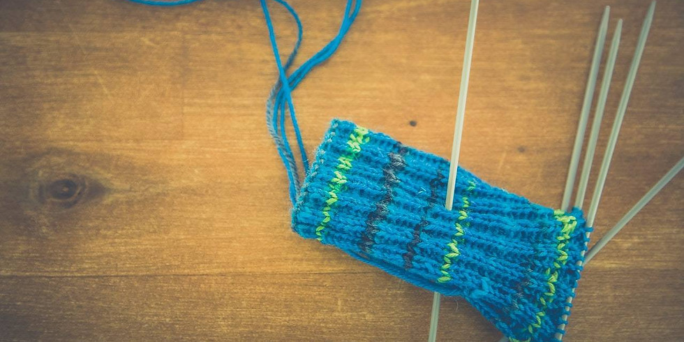 Knitting Mondays