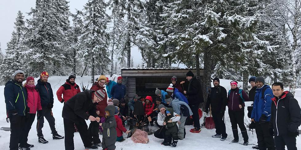 Onboard Norway Ski Day! (Last of the Season)