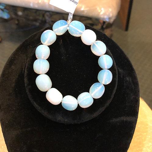 Milky Stone Bracelet