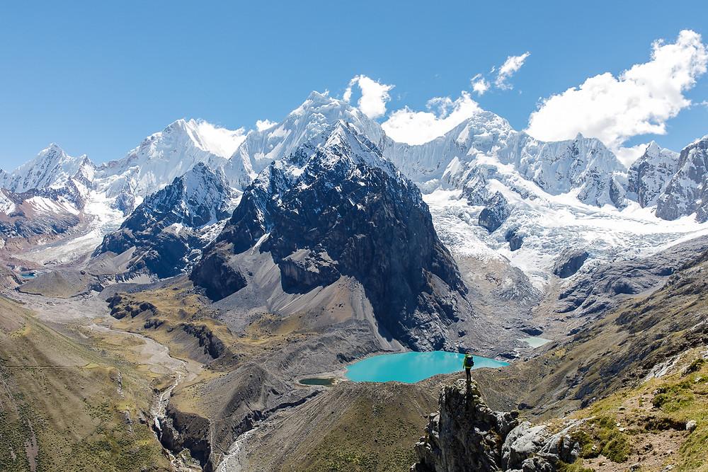 La Cordillera Huayhuash