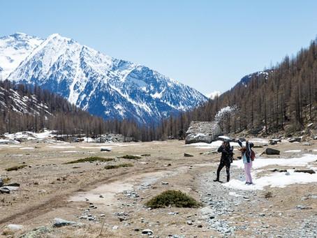 Da Huanchaco alla Val d'Aosta