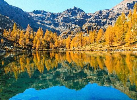 Il parco del Mont Avic