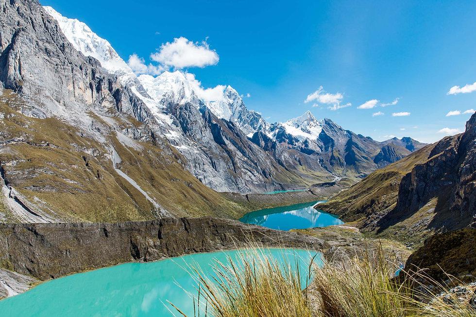 uash, trekking in Perù