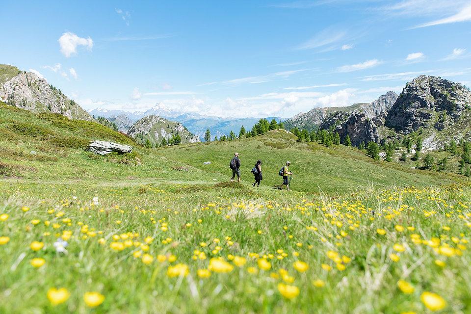 escursione in Val Maira