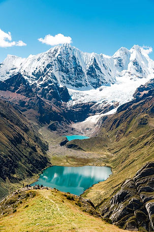 Cordillera Huayhuash trek