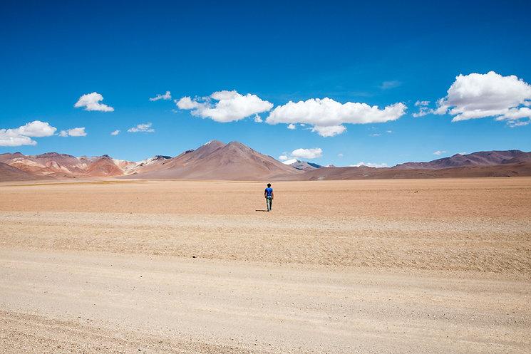 Deserto di Dalì, Bolivia