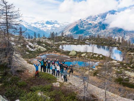 Escursioni di gruppo in montagna: ce la posso fare anche io?