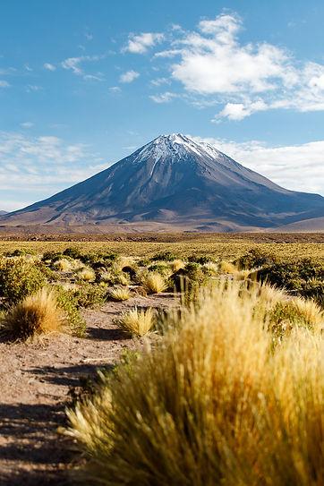 Vulcano Licancabur, San Pedro de Atacama