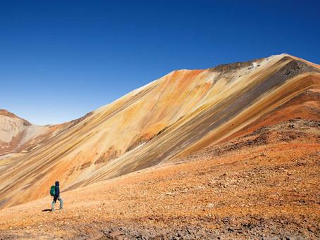 Nello splendido e remoto nord del Chile: Lauca