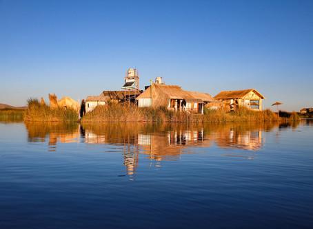 Il lago ai confini del cielo che sa di mare: Titicaca
