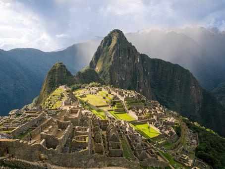 Un tesoro dell'umanità: Machu Picchu