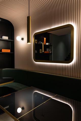 Pasticceria Massari Torino, fotografia di interni