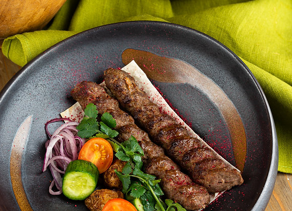 Люля-кебаб из баранины