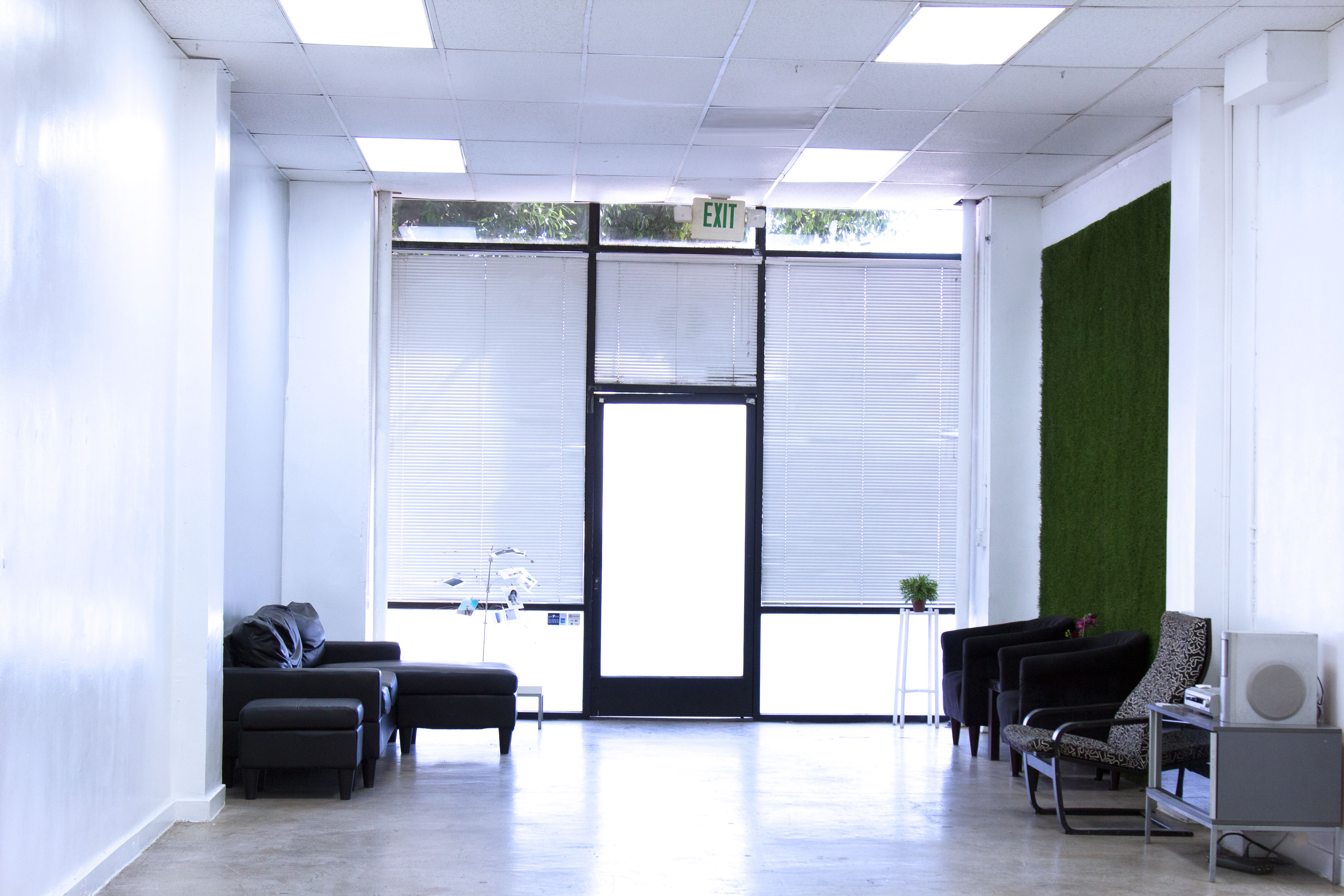 Opulen Studios Front Entrance