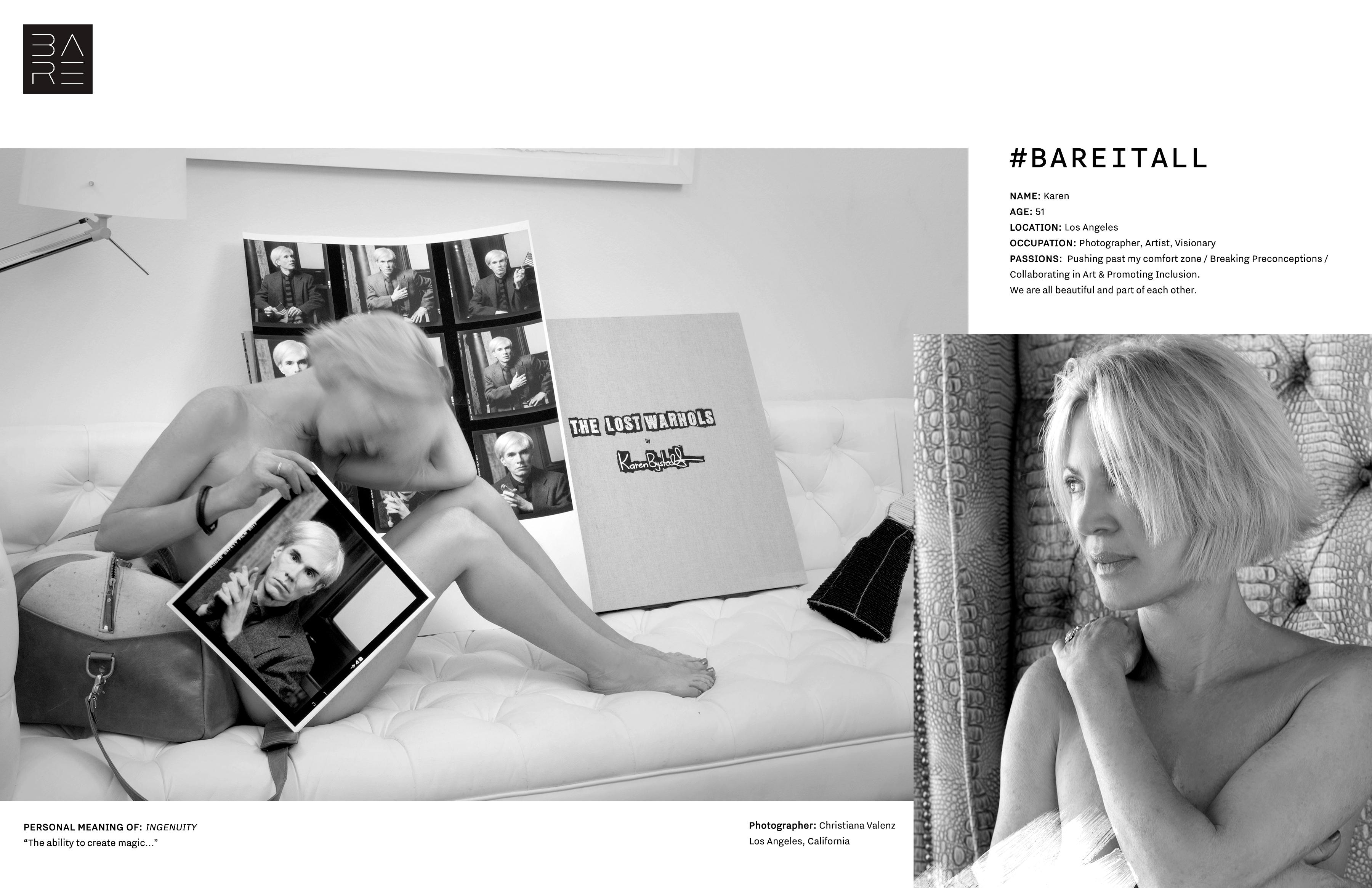 Karen Bystedt (Artist, Photographer)