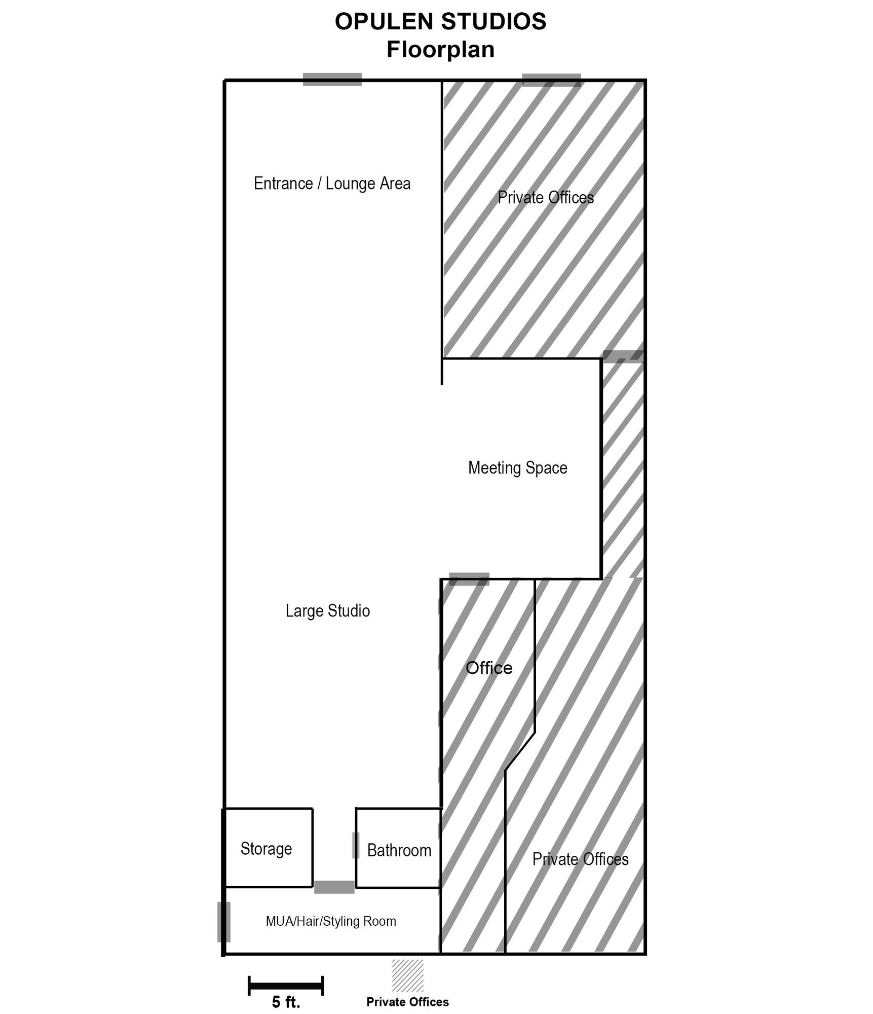 2016 Floor plan