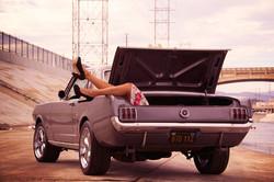 Mustang, Vintage Fashion Photo Shoot