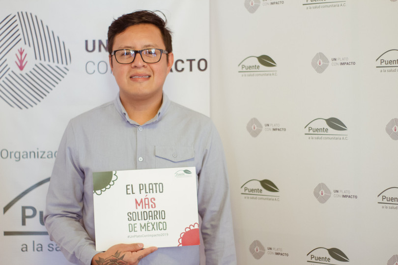 Gracias Expendio Tradición, por ser parte de Un Plato con Impacto 2019.