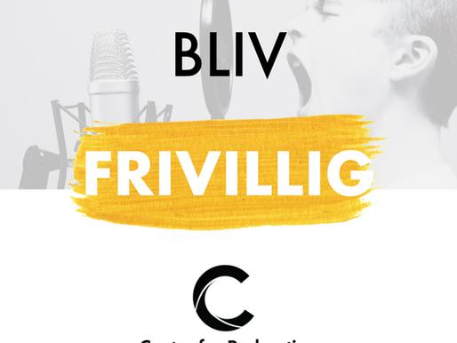 Hey podcastnørd i Aarhus? Vi søger to frivillige til Center for Podcasting