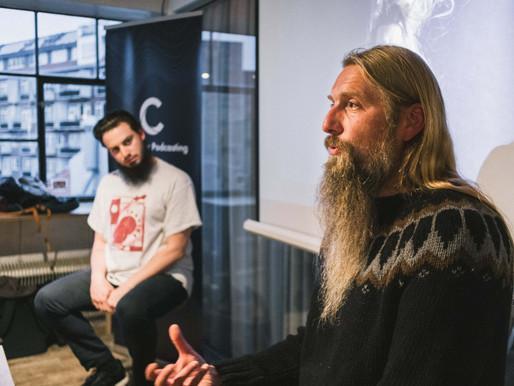 Center for Podcasting kom godt fra start i Aarhus