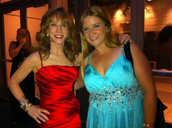 with Kathy Griffin