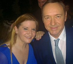 with Kevin Spacey