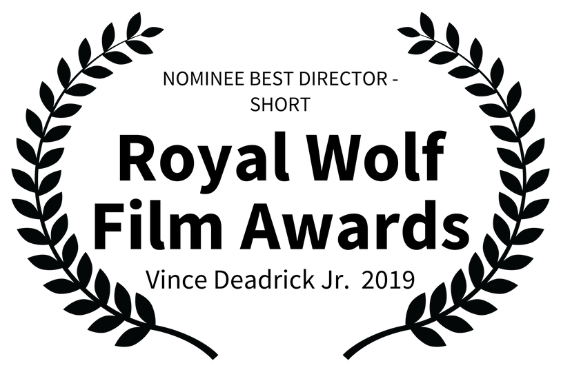 NOMINEE BEST DIRECTOR - SHORT - Royal Wo