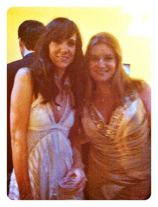 with Kristin Wiig