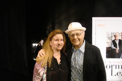 with Norman Lear