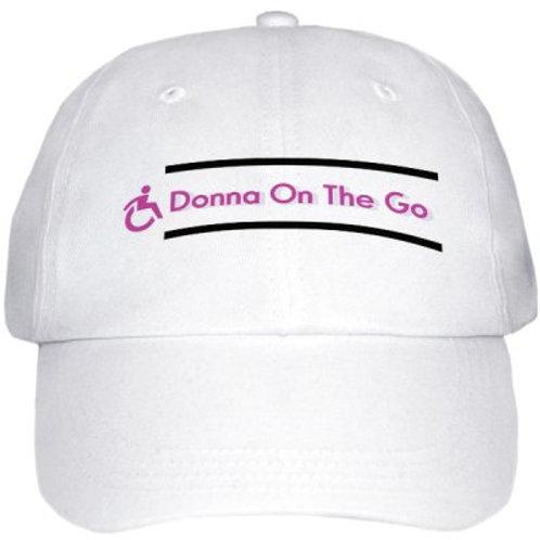 Donna On The Go  Season 3 Cap  NEW LOGO