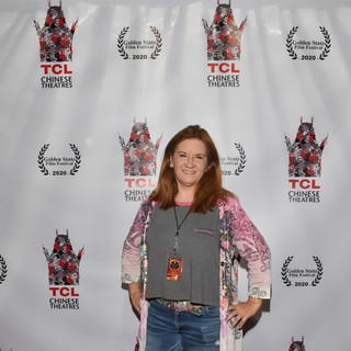 peggy at tcl screening full with badge.j