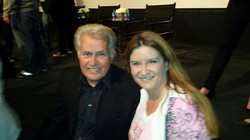with Martin Sheen