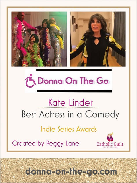 KATE WITH DONNA ON THE GO INDIE SERIES A