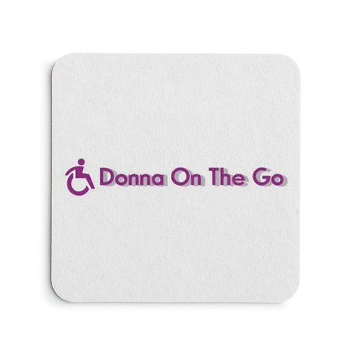 Donna On The Go Coasters