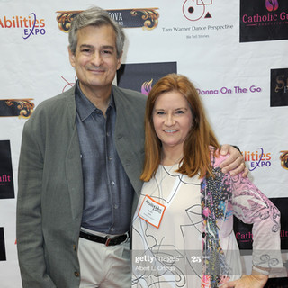 ron-ostrow-and-peggy-lane-attend-the-abi